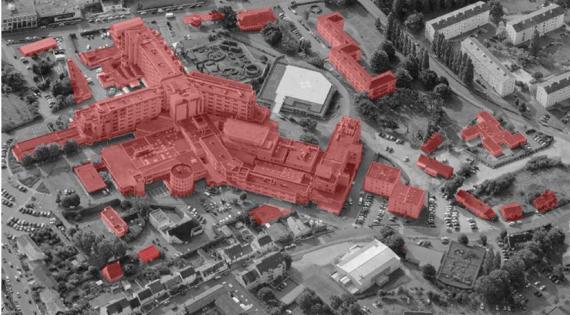 Hôpital de Saint-Nazaire (44)